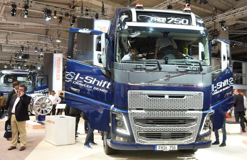 China S Geely Turns To Volvo Trucks In Latest Swedish