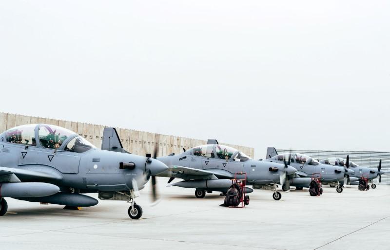 Nigeria says U S  agrees delayed $593 million fighter plane