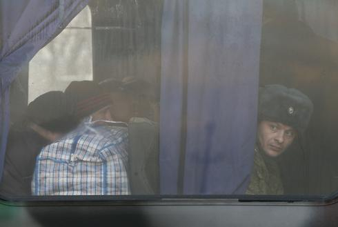 Ukraine and pro-Russian rebels swap prisoners