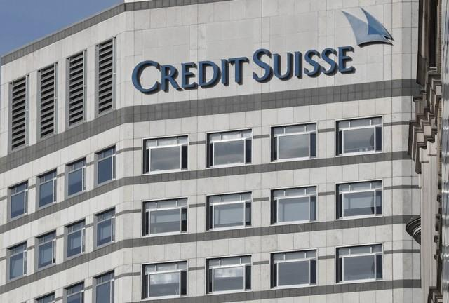 Credit Suisse to move staff out of one of its Canary Wharf offices