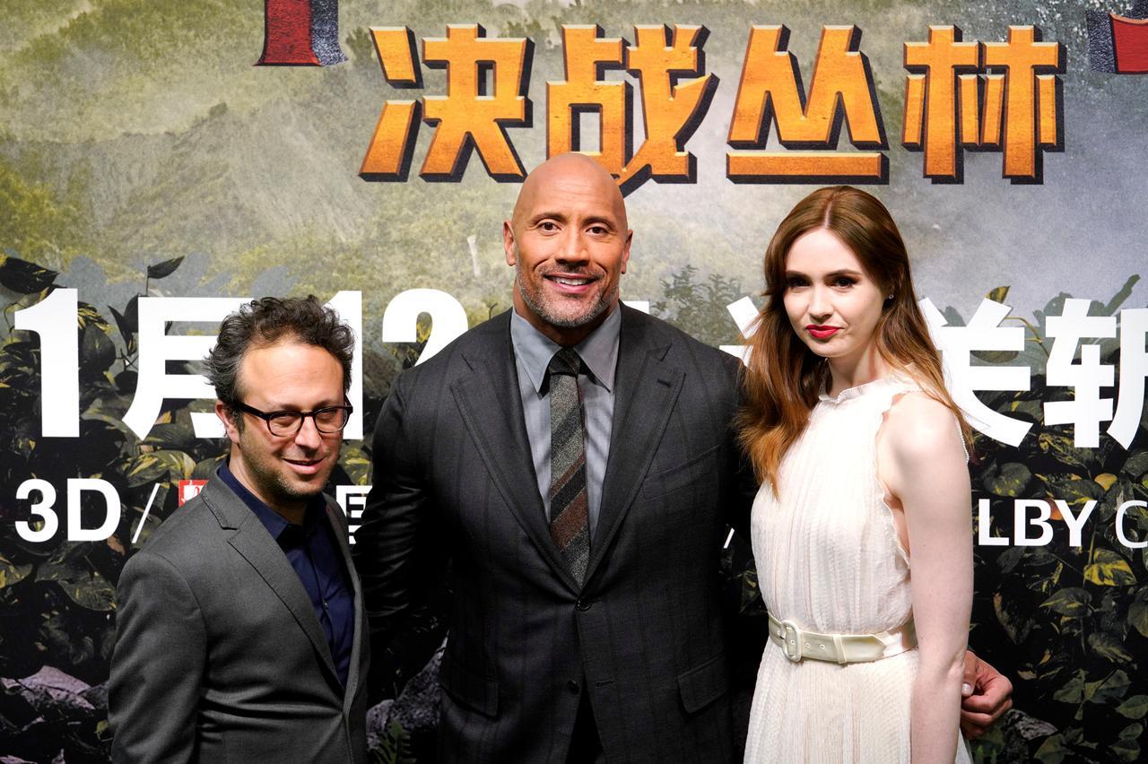 Box Office Jumanji Welcome To The Jungle Roars Past Star Wars The Last Jedi Insidious 4