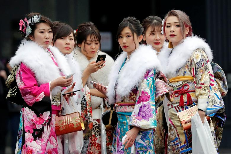 Coming of Age Day in Japan | jp.reuters.com