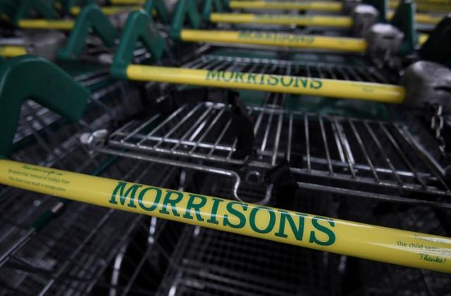 Morrisons, Tesco and discounters stand out in Christmas battle - Reuters