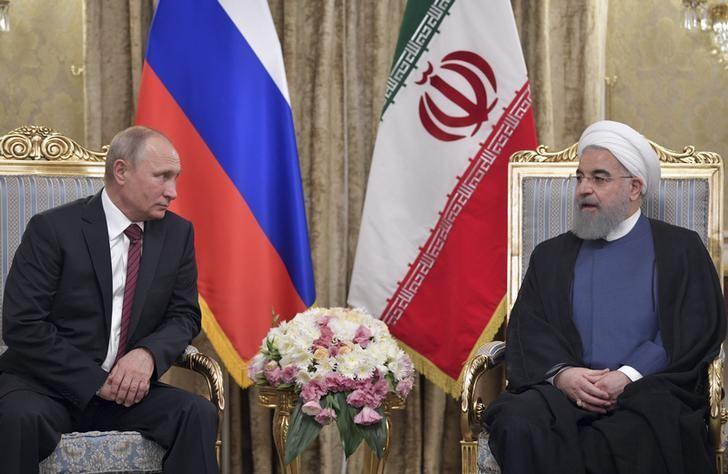 Iran's Loss, Russia's Gain
