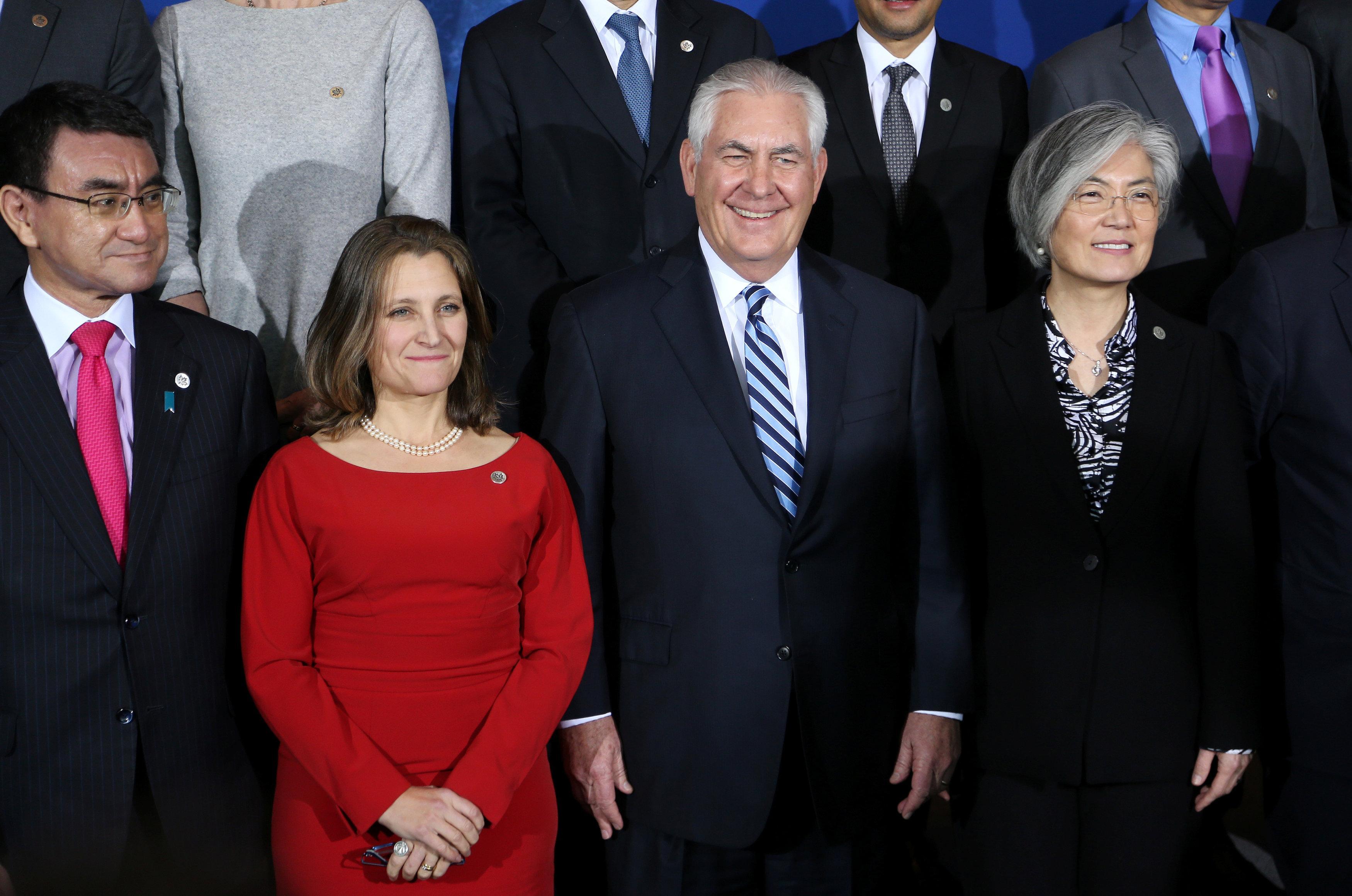 """Résultat de recherche d'images pour """"Nations to consider more North Korea sanctions, U.S. warns on military option"""""""