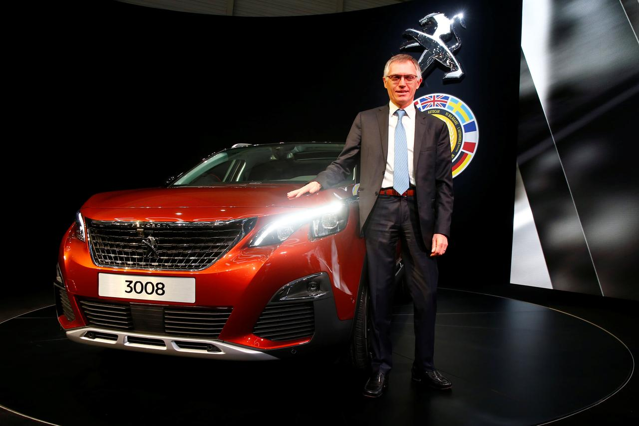 Peugeot CEO outlines ambitious plan to re-enter U.S., go electric ...