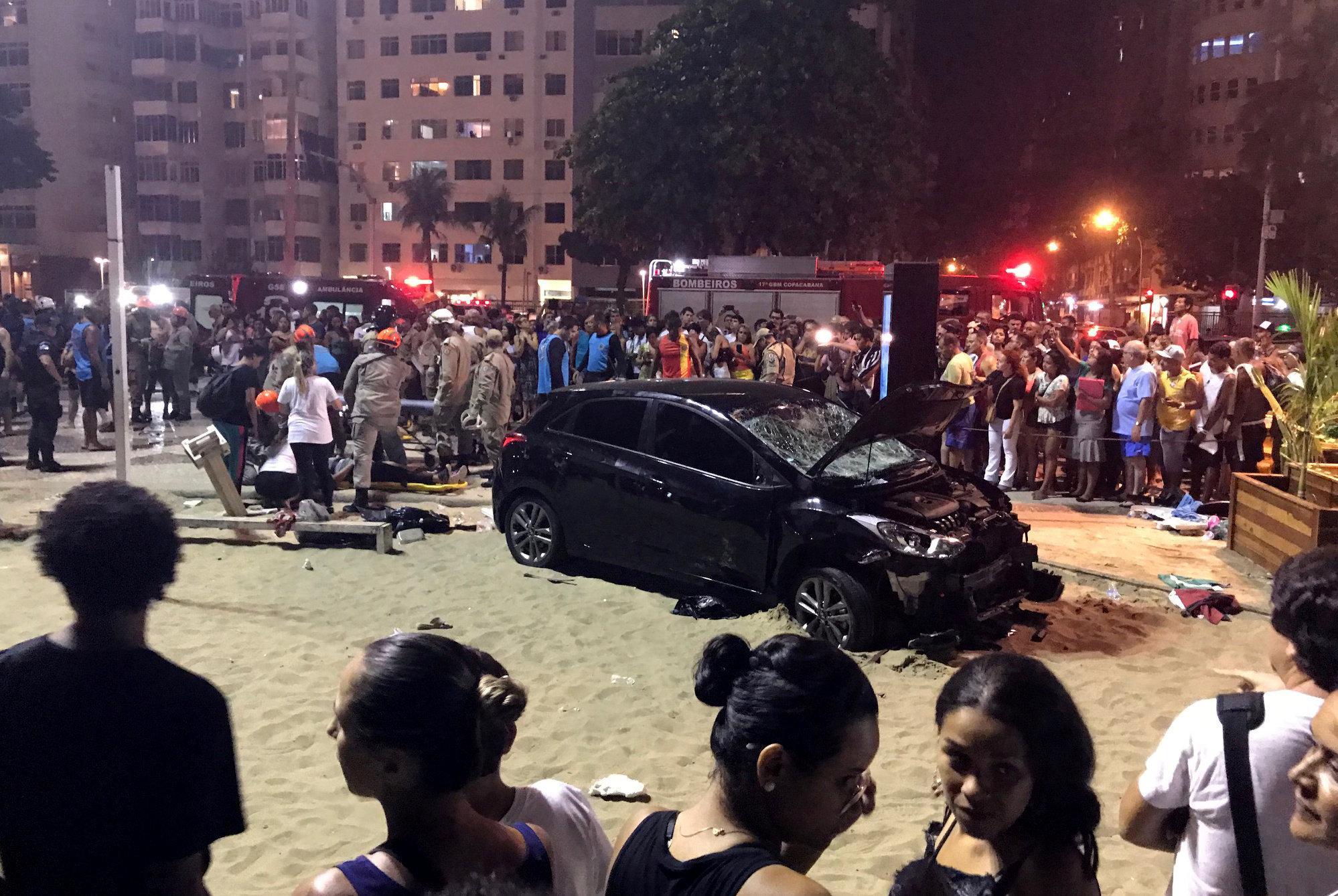 Image result for Copacabana Accident Kills Infant