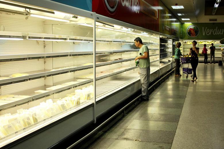 Cool Venezuelas Empty Shelves Reuters Com Home Remodeling Inspirations Genioncuboardxyz