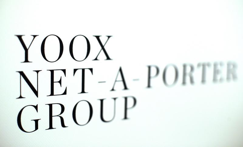 Richemont bids for control of Yoox Net-A-Porter as luxury