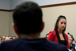 Larry Nassar's victims speak out