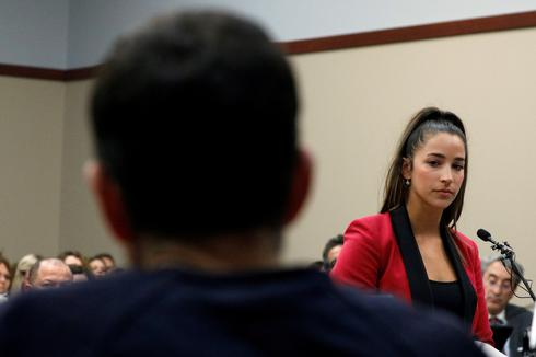 Larry Nassar's victims speak out