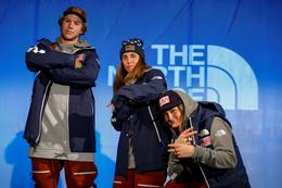Olympic team outfits