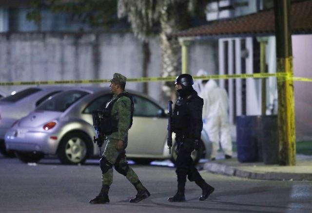 Mexico to send troops to stem violence after record 25,000