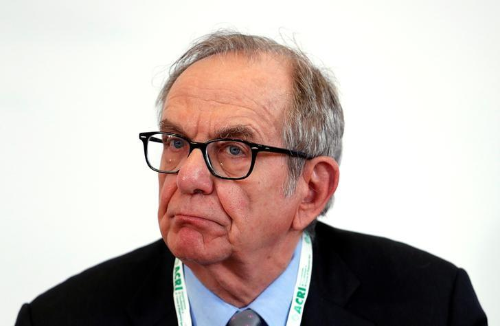 Image result for Economy Minister Pier Carlo Padoan