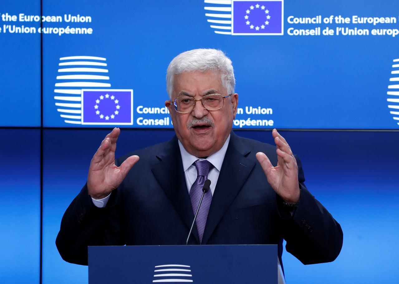Abbas to address U.N. Security Council on Feb. 20 amid U.S. tensions