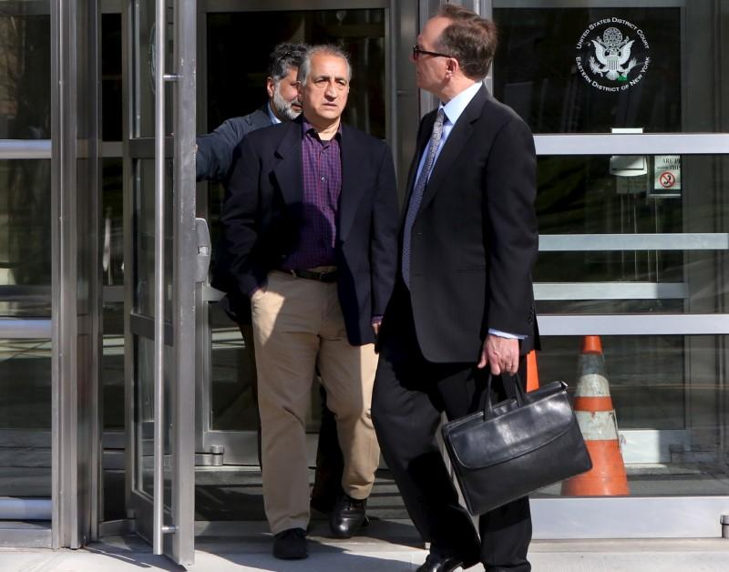 Image result for Ex-consultant to Iran's U.N. mission gets three months prison