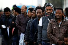Israel begins deporting African migrants