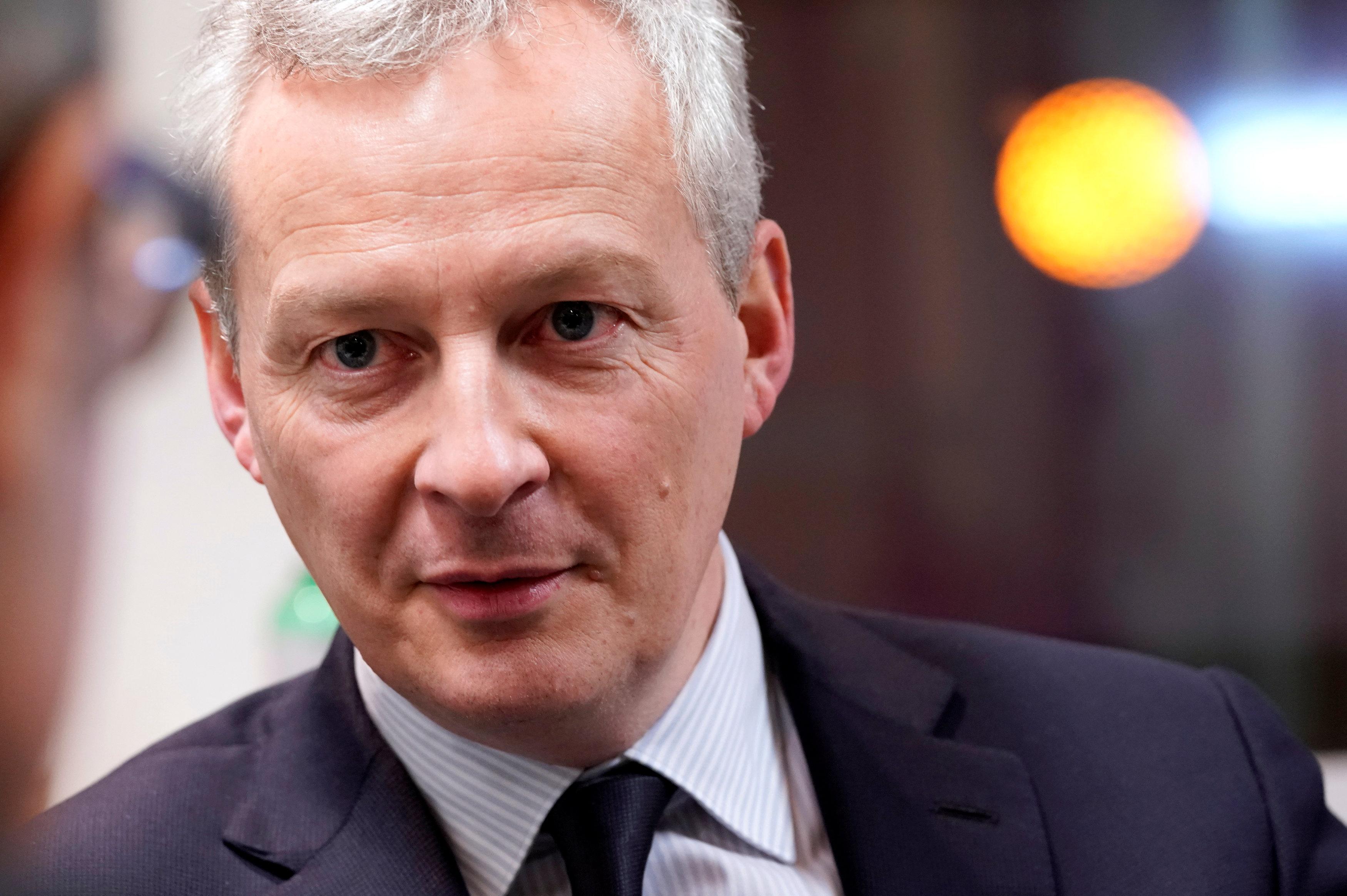 La coalición alemana allana el camino para la convergencia en la zona euro: Le Maire de Francia