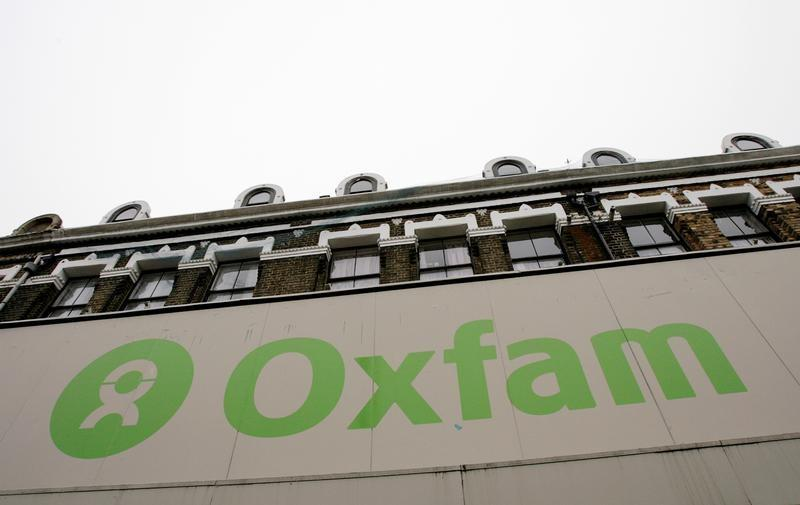 Image result for Oxfam condemned