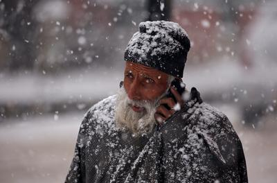 Cold wave in India