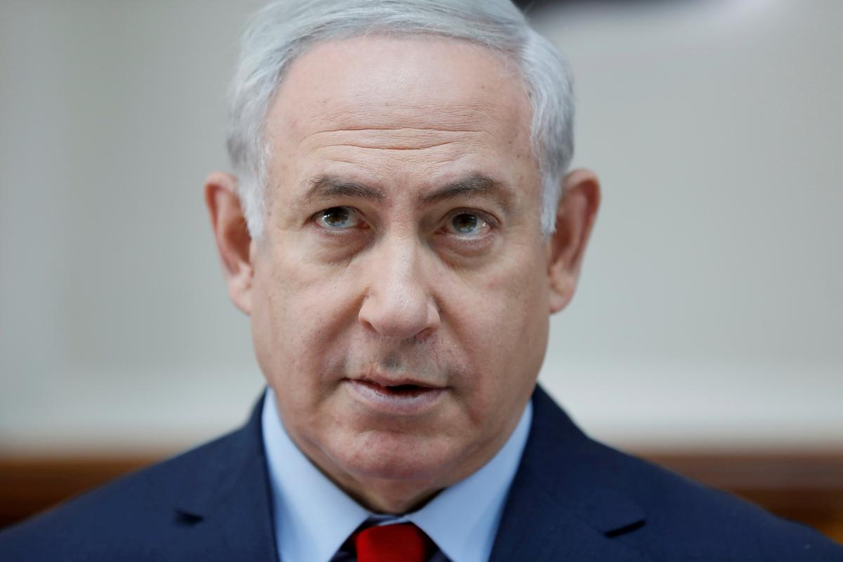 Israeli police to recommend indicting Netanyahu over alleged...