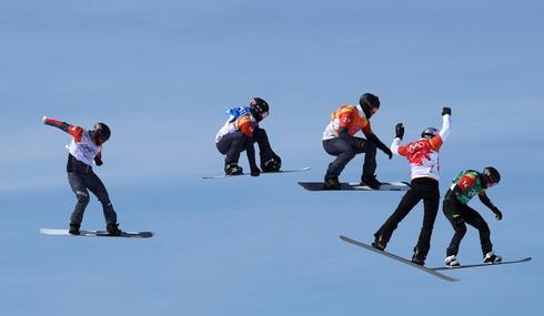 Pyeongchang Olympics: Day 6