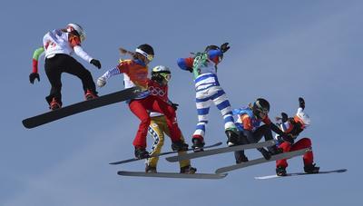 Pyeongchang Olympics: Day 7