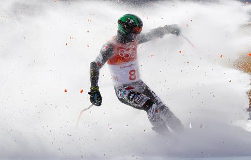 Pyeongchang Olympics: Day 9