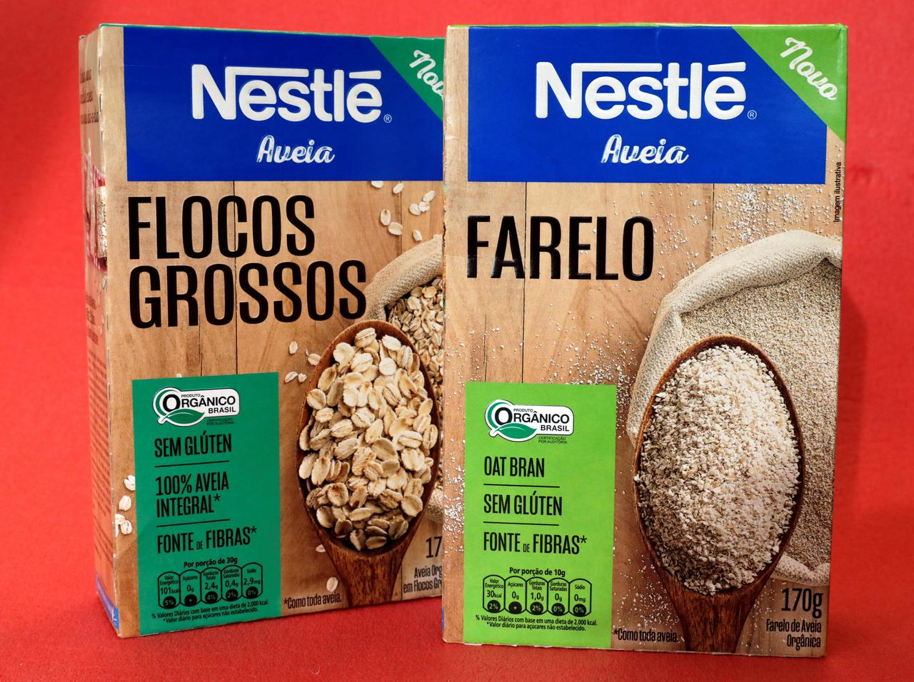 Nestle set to launch first organic products in Brazil in