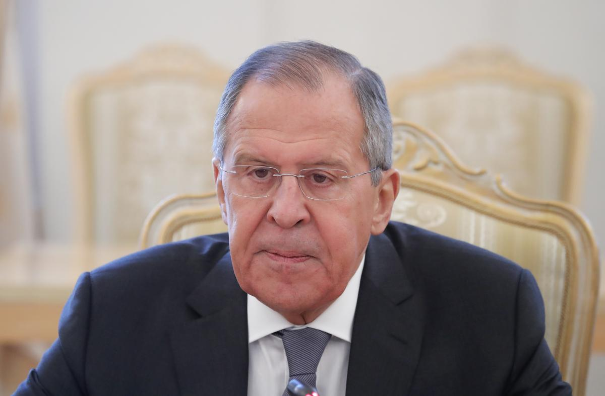 Russia would back 30-day Syria ceasefire but not for militants: Lavrov