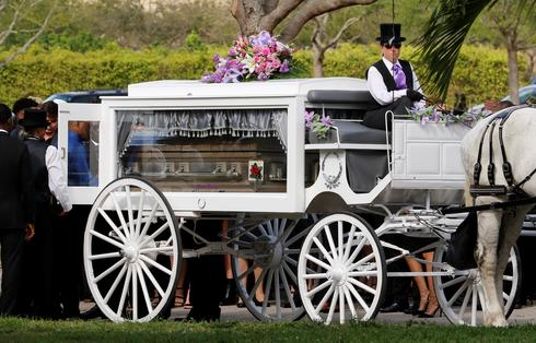 Mourning after Florida mass shooting