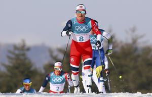 Pyeongchang Olympics: Day 16