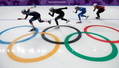Best of the Pyeongchang Olympics