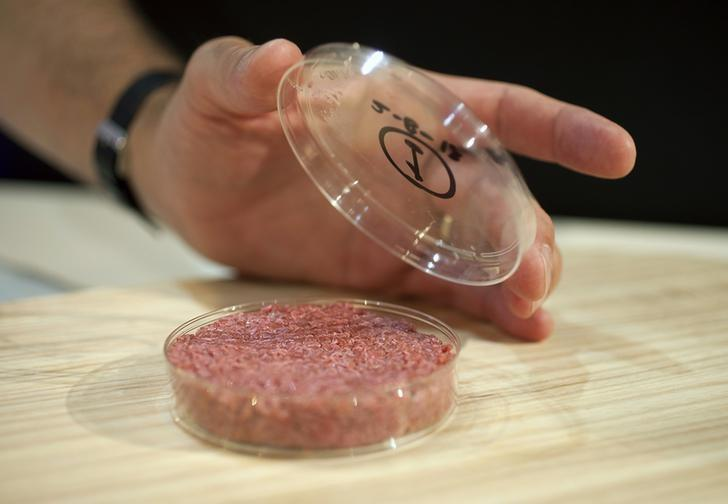 Commentary: Science fiction no more, can lab-grown meat feed