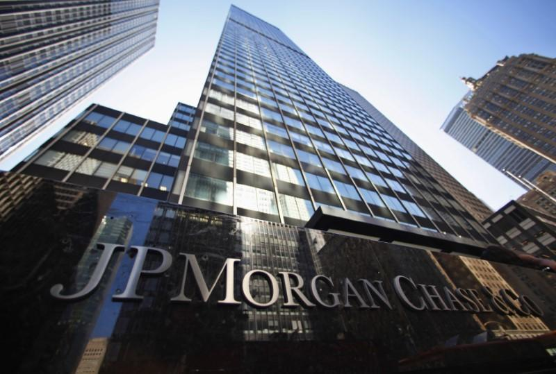 JPMorgan boosts profit outlook as CFO talks 'digital