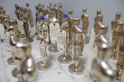 Making an Oscar