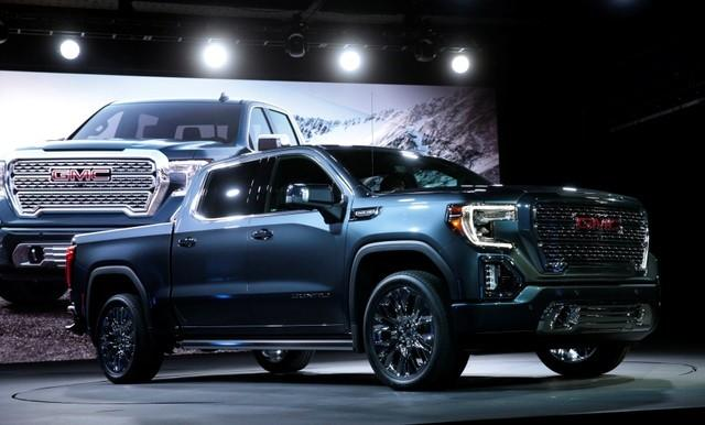 GM, rivals chase luxury pickups' fat margins as U S  market