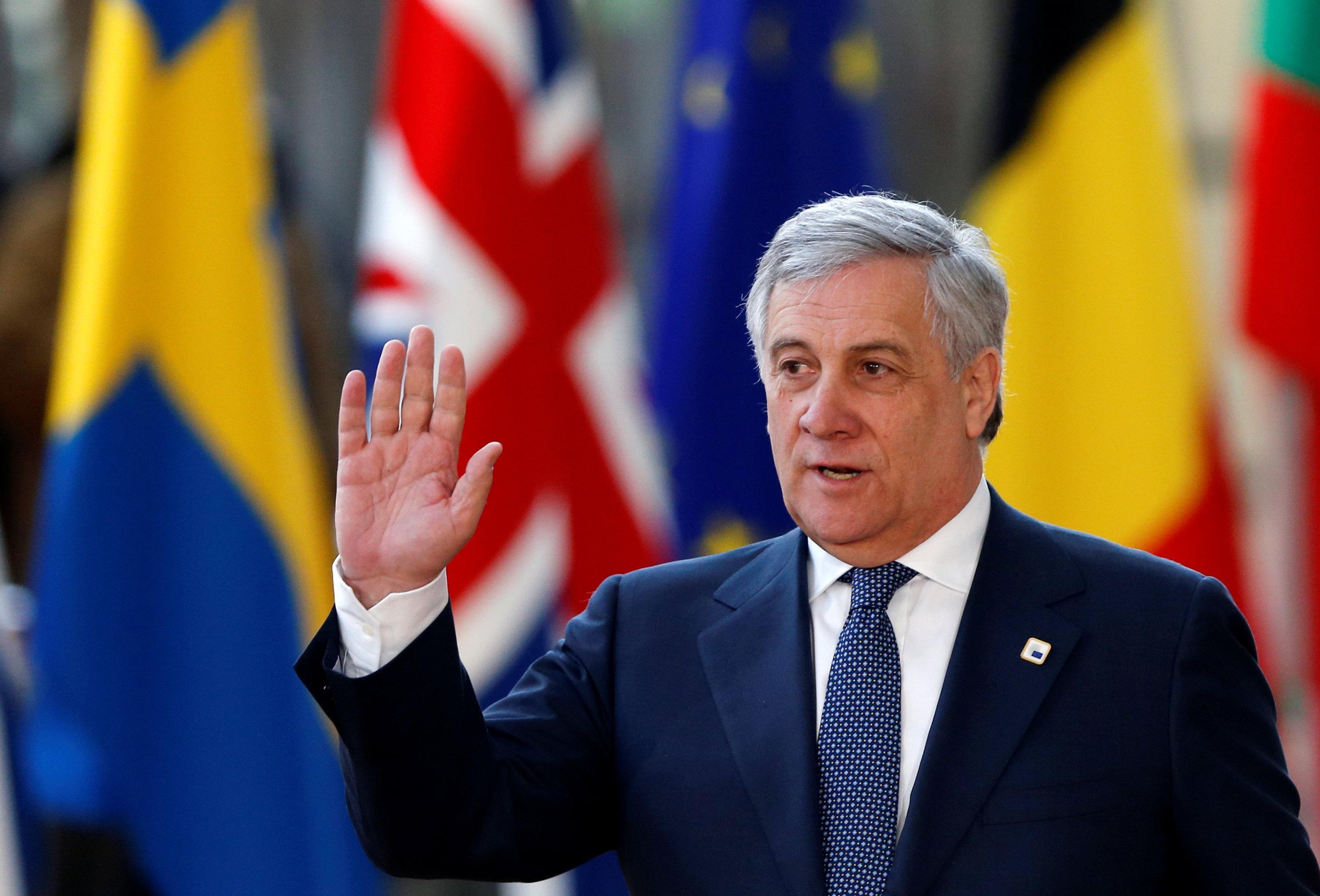 Kesepakatan perdagangan UE-Inggris bisa lebih dalam, tetapi dimodelkan pada perjanjian Kanada, Jepang - Tajani