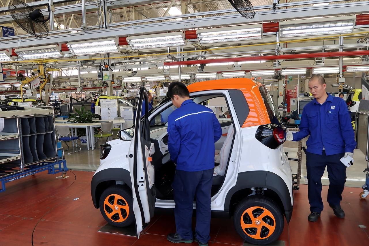 GM China vehicle sales in February up 7 8 percent year-on-year - Reuters