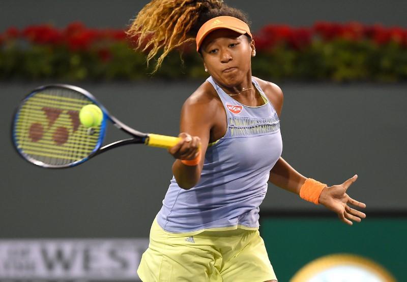 Osaka too strong for Sharapova in California
