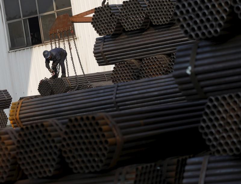 Mexico slaps tariffs on Chinese steel pipe for 'unfair' pricing