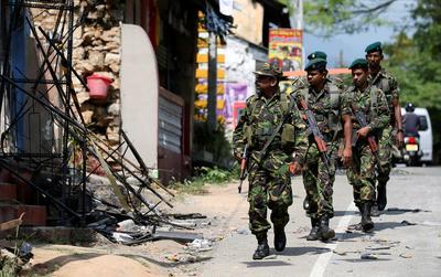 Sri Lanka in state of emergency