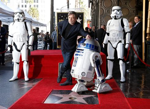 Mark Hamill gets a star