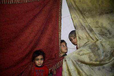 Living in fear in Syria's Ghouta