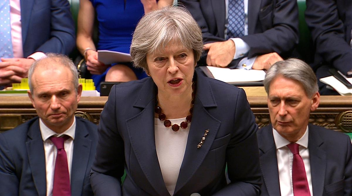 Image result for British PM wants efforts to counter Russia stepped up