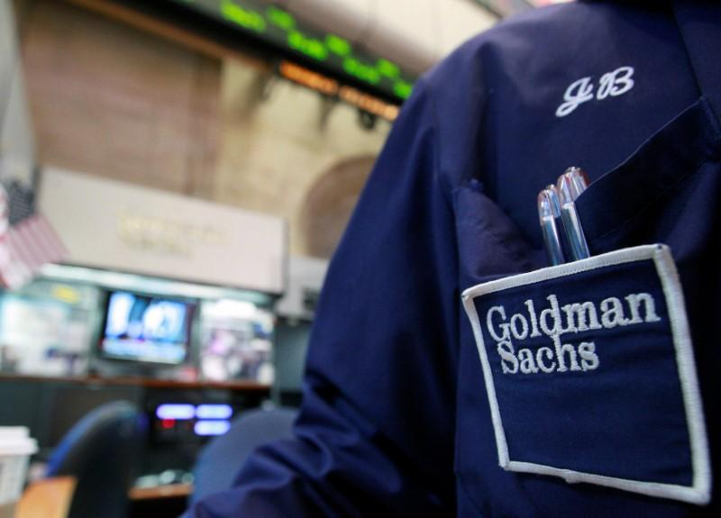 Goldman Sachs reports gender pay gap of 55 5 percent - Reuters