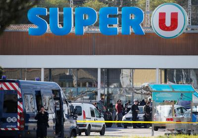 Hostage-taking at French supermarket