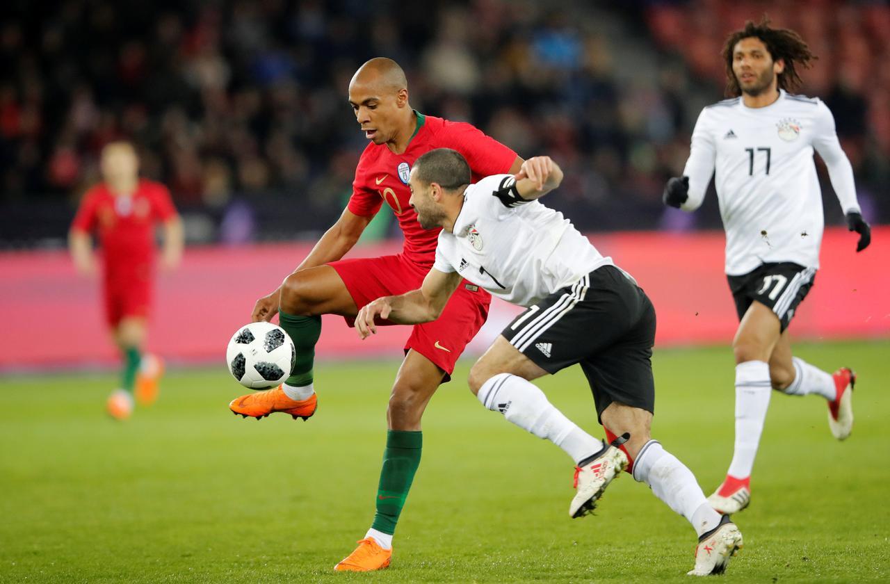 Image result for Portugal 2-1 Egypt
