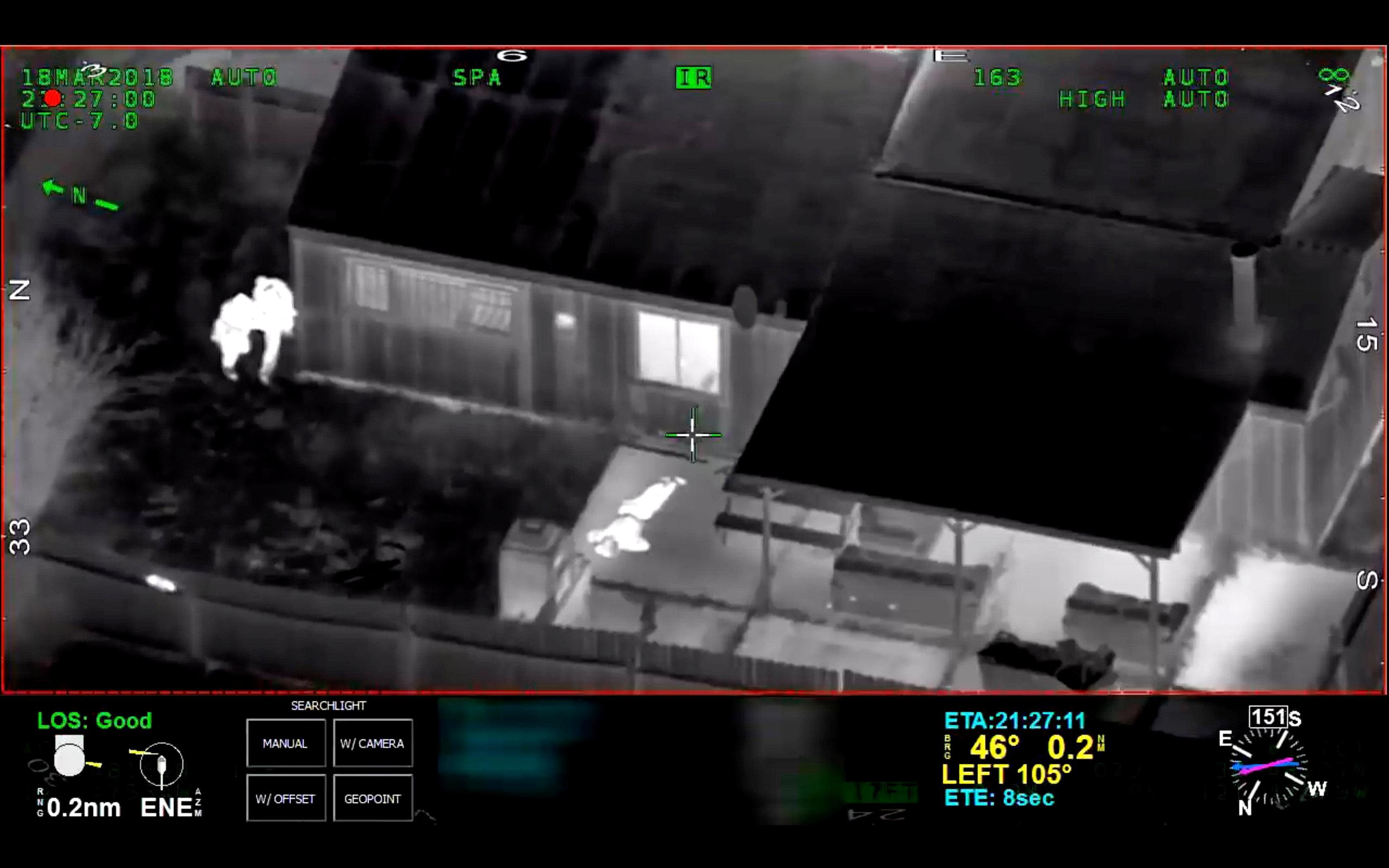 California police shooting of unarmed black man forcing look at...