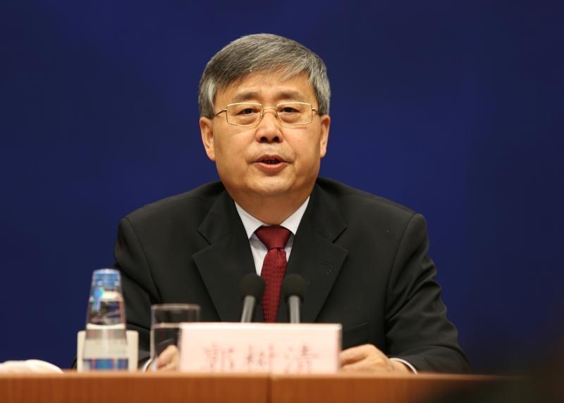中国銀行・保険監督当局トップ郭氏、人民銀要職も兼務へ=関係筋